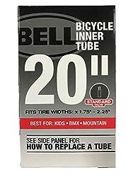 """cheap Bell Universal Inner Tube 20 """", Width Range 1.75 ″ to 2.125″Black"""