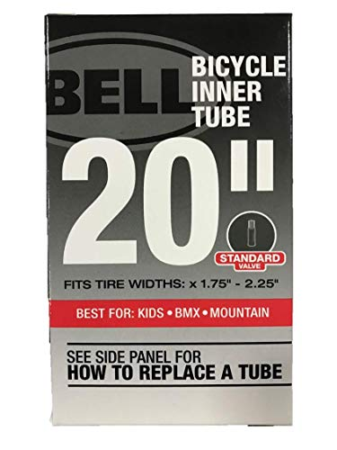 Bell 20-Inch Universal Inner Tube, Width Fit Range 1.75-Inch to 2.25-Inch