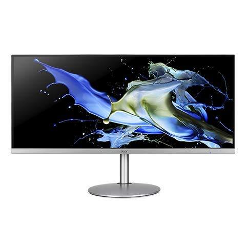 Acer 34' Ultrawide (3440 x 1440) 21:9 IPS HDMI USB CB342CK smiiphzx Blk Monitor