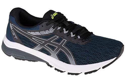 Asics Zapatillas de Running para Hombre 1011A838-401_48, Color Azul Marino