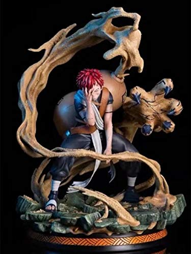 Naruto Hecho A Mano Con Llama Mil Pájaros Y Skunk Compositor De Hadas Modelo Kakashi, Muebles De Regalo, Alrededor De 25 Cm_gk Tormenta De Arena Me Encanta La Versión De Calidad Luo, Amigo Regalo