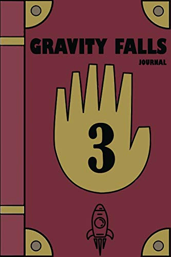Gravity Falls Journal : Best Journaing book for gravity falls Fans | With 140 Pages