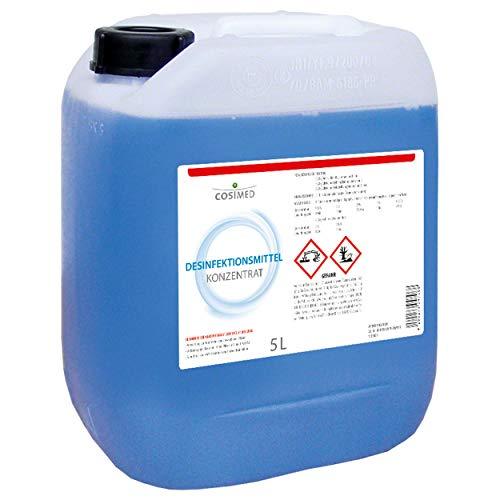 Desinfektionsmittel von cosiMed, Konzentrat für Liegen u. Flächen