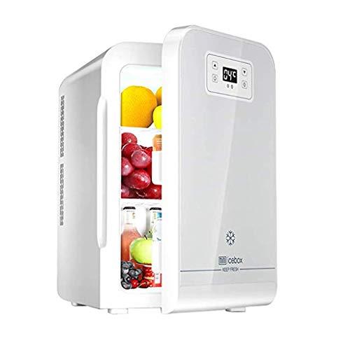 LT Auto koelkast 22 L digitaal display geluidsarm/onderhoudsveiligheid zilver