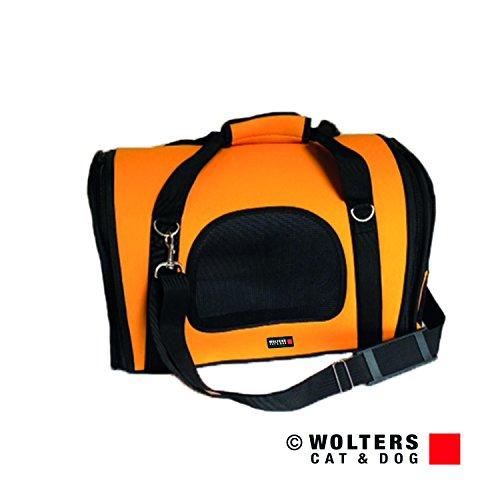 Wolters | Sport-Carrier Neoprene mango | L 45 x B 25 x H 32 cm