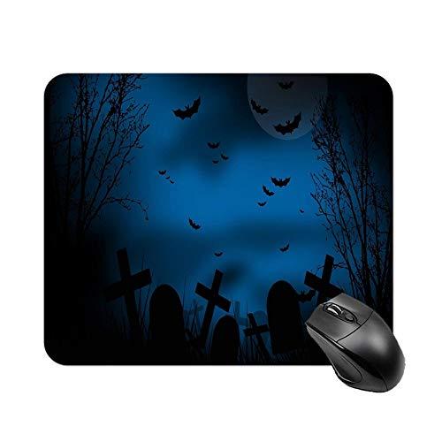 Graveyard - Alfombrilla para ratón (30 x 25 x 2 cm)