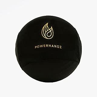 POWERHANDZ Dribble Sleeve Youth Basketball Wrap, Black, One Size