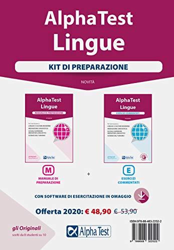 Alpha Test Lingue. Kit di Preparazione