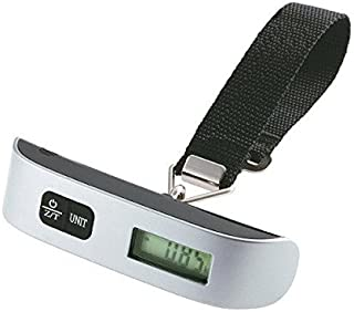 ABC Geekcreit Portable Digital Electronic Travel Luggage Hanging Scale