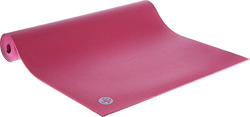 Manduka Prolite Yoga and Pilates Mat 4.7mm Thick, Non-Slip, Non-Toxic, Eco-Friendly, Long. Made with...