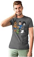 Camisetas La Colmena 541-Big Bang Theory - Piedra Papel Tijera