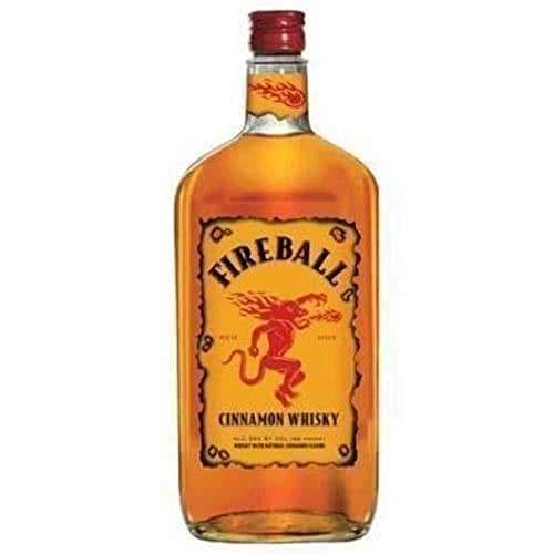 Fireball Whisky Zimt Likör 0,7l 33%