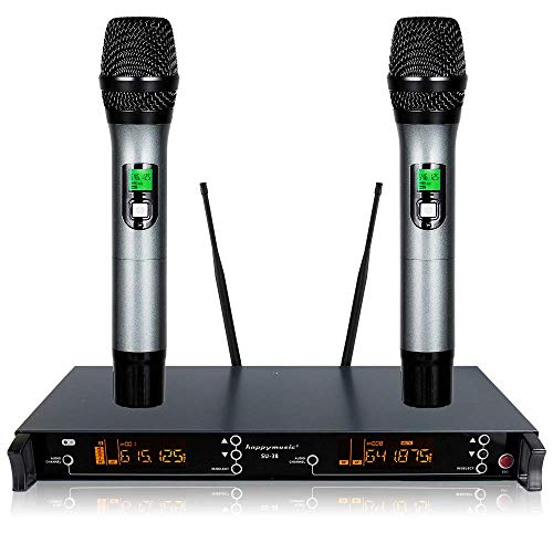Happymusic UHF Wireless Microphone