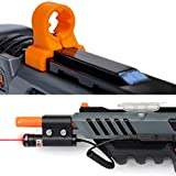 Rear Sight + Laser Upgrade Kit - Fits Bug & A Fly Salt Gun 3.0