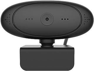 1080P الحاسوب كاميرا كاميرا، وكاميرا ويب مع ميكروفون مدمج، التركيز التلقائي HD كاميرا للفيديو كونفرنس، صافي التدريس