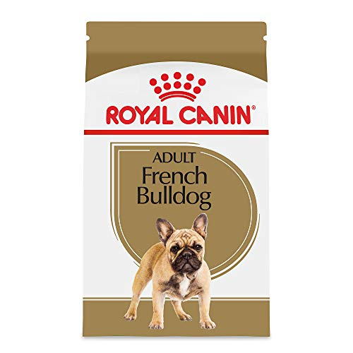 Royal Canin French Bulldog Adult Breed Specific Dry Dog Food, 17 lb. bag