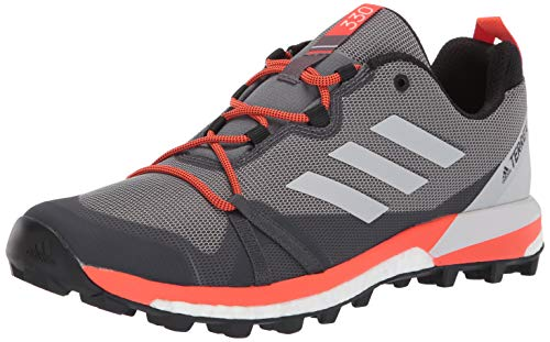 adidas Terrex Skychaser Lt Chaussures de randonnée pour Homme - Gris - Grey Three Grey One Active Orange, 38 EU