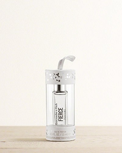 Abercrombie & Fitch Fierce Perfume Women Purse Spray / Parfum pour le Sac - Eau de Parfum 15 ml