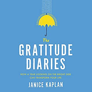 The Gratitude Diaries audiobook cover art