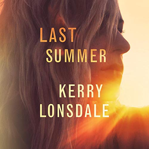 Last Summer audiobook cover art