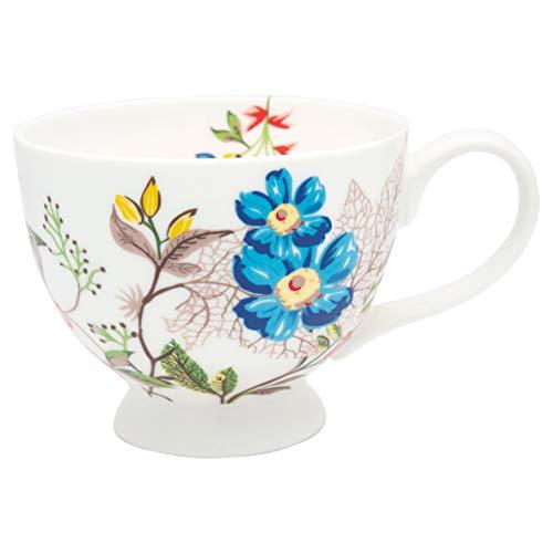 GreenGate Teacup Ellen White