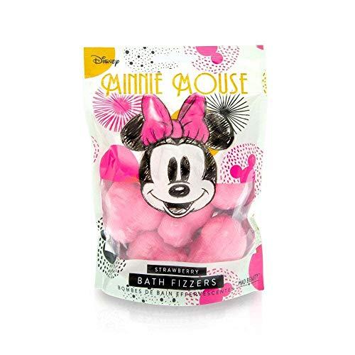Mad Beauty Minnie Magic Bath Fizzers - 12 piezas