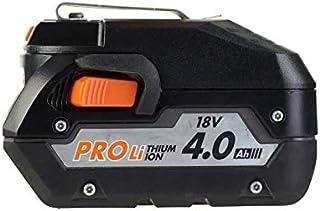 AEG 4932471051 High Demand L1830RHD 18 V, 3,0 Ah, indicador de carga y control de temperatura Bater/ía