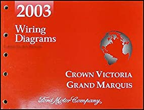 Amazon Com Ford Crown Victoria Wiring Diagram Books