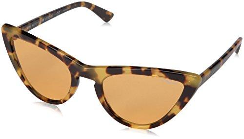 Vogue Eyewear 2605/7 Occhiali da Sole, Marrone (Brown Yellow Tortoise), 54 Donna