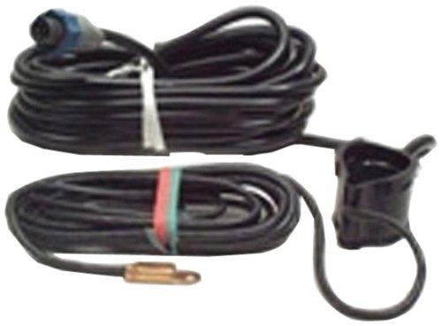 Lowrance 000-0106-89 Shoot-Thru-Hull Transducer