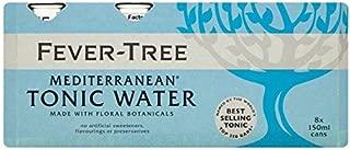 Fever-Tree Mediterranean Tonic Water Cans - 8 x 150ml (40.58fl oz)