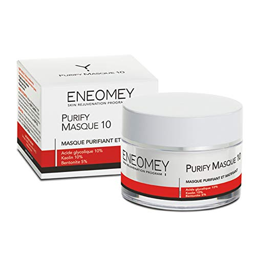 Eneomey - Purify Masque 10 Purifiant Et Matifiant 50ml Eneomey
