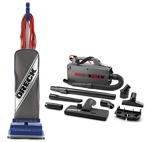 Oreck Commercial XL2100RHS: Best Commercial Upright Vacuum Cleaner