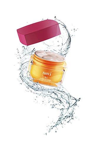 Navi Anti-Pollution Hydro-Day Cream, 1 x 50 ml Feuchtigkeitscreme für Frauen mit Aloe Vera