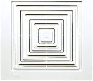 Broan-Nutone  670  Ventilation Fan, White Square Ceiling or Wall-Mount Exhaust Fan, 3.5 Sones, 50 CFM