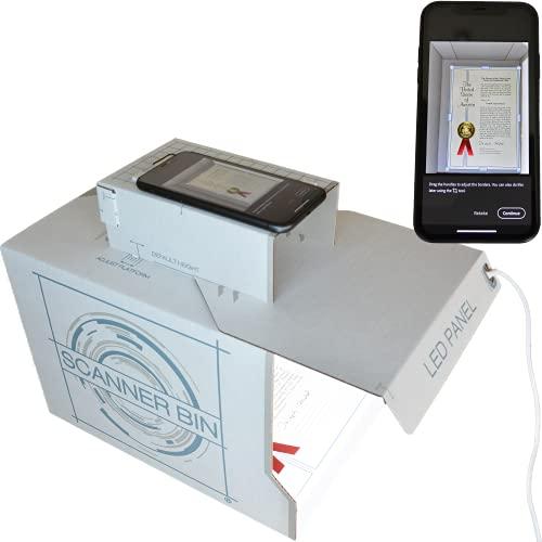 Escáner Bin - Solución inteligente de escaneo de fotografías