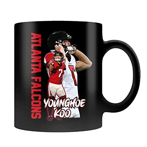 Younghoe 7 jugador del mes Atlanta 11oz 11oz taza de café de cerámica