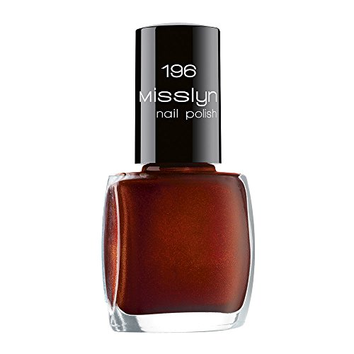 Misslyn Nail Polish Nr.196 bonfire, 10 ml