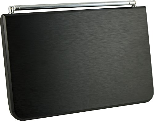 GE 14845 Amplified Indoor Antenna, Low Profile Receiving Only
