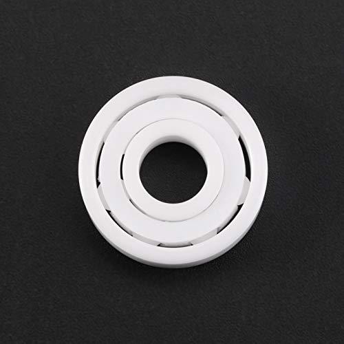 Suministros de la industria de rodamientos de cerámica de los rodamientos de bolas ZZ