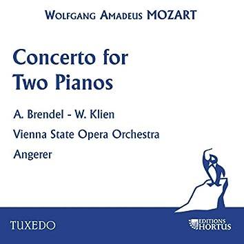 Mozart: Concerto for Two Pianos