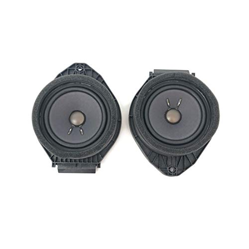 Bose Door Speakers Rear Set GM 22743232 New OEM