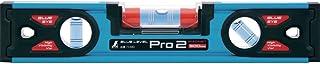 シンワ測定(Shinwa Sokutei) ブルーレベル Pro2 300mm マグネット付 73380