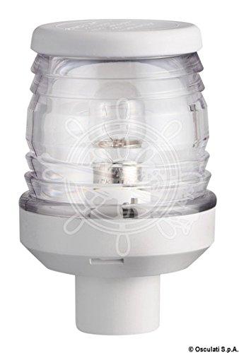 OSCULATI Fanale Testa Albero 360° con codulo Bianco