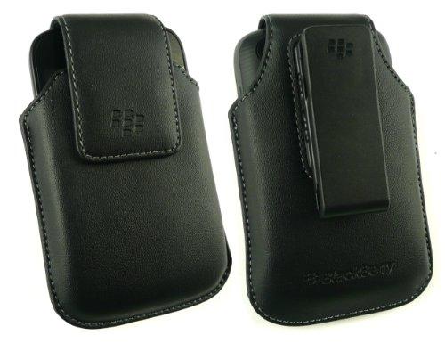 BlackBerry MA69854 funda para teléfono móvil Negro