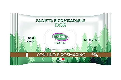 Inodorina Green Toallitas Iluminadoras 30U 300 g
