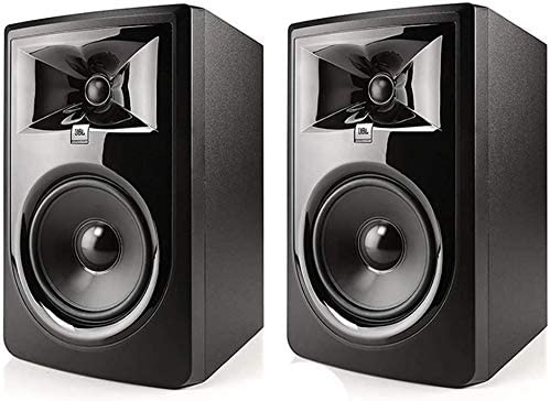 JBL Professional 305P MkII Next Generation 5 Inch 2 Way Powered Studio Monitor Sold as Pair product image
