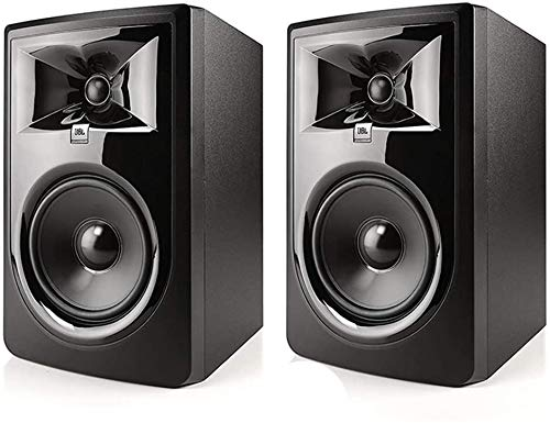 JBL Professional LSR305 First-Generation 5' 2-Way Powered Studio Monitor (LSR305)