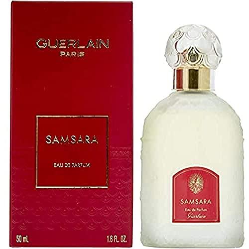 Guerlain Samsara Vaporizador Agua de Perfume, Amaderada, 50 Ml