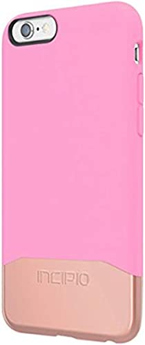 discount iPhone 6S Case, Incipio Edge Chrome Case [Hard Shell][Shock Absorbing] Cover fits Apple iPhone 6, iPhone 6S outlet online sale popular - Pink/Rose Gold online